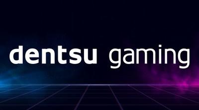 dentsu gaming Logo