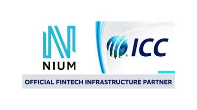 Nium becomes the International Cricket Council's first B2B sponsorship partner