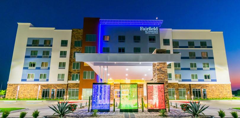 LBA Hospitality Announcements management of Fairfield Inn & Suites Houston League City, TX